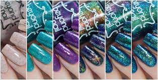 beyond the nail go flake yourself collection swatches u0026 review