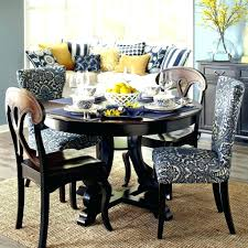 Damask Dining Room Chair Covers Damask Dining Room Chair Covers Chairs Blue Gold Cushion