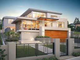 Houses Design Modern House Design Alluring 15 Brown Modern Universodasreceitas Com