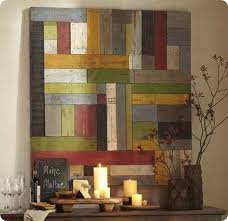 wood plank artwork wall designs plank wall painted pieced wood home decor