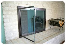 best fireplace glass door replacement suzannawinter com
