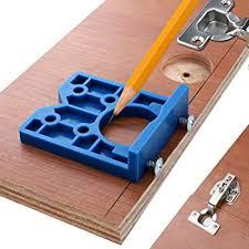 kitchen cabinet door hinge drill bit diy tools workshop equipment 35mm abs concealing hinge