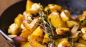 cuisiner marrons frais recette de potiron aux marrons et aux échalotes