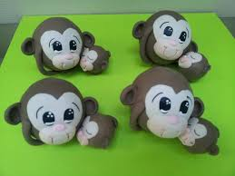 Baby Monkey Centerpieces by 117 Best Baby Shower Ideas Images On Pinterest Baby Shower