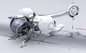 the dragonfly shaped bubble ship from the movie u0027oblivion