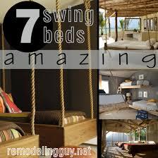 Net Bed 7 Amazing Swing Beds Or Bed Swings