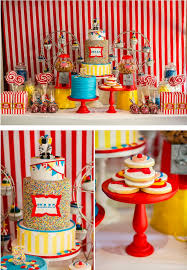 themed pictures kara s party ideas circus carnival boy girl 5th birthday party
