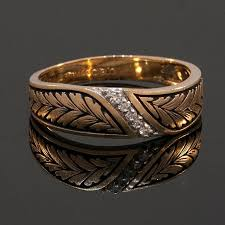 male rings vintage images Why is vintage mens wedding ring considered underrated jpg