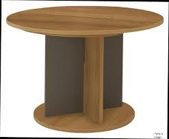 Table Basse Teck Alinea by Table Ronde Avec Rallonge But Alinea Sha Teck Table Tp