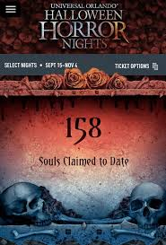 halloween horror nights tickets 458 best halloween horror nights images on pinterest halloween