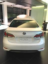 lexus hs 250h options all lexus konichiwa from japan part 1 pictures from lexus
