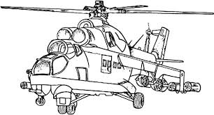coloring pages fabulous helicopter colouring army apache page