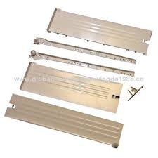 Cabinet Drawer Parts Telescopic Drawer Channel Kitchen Cabinet Drawer Slide Parts From
