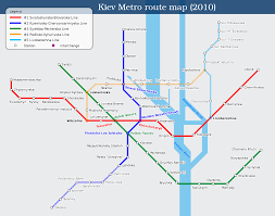 Berlin Metro Map by Kiev Metro Map Ukraine