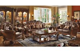 Classic Leather Sofa by Sally Victorian Style Leather Sofa