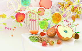 Creative Wallpaper by Fruit Art Creative Wallpaper Hd Download For Desktop U0026 Mobile