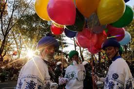 macy s thanksgiving day parade floats through nyc nbc news