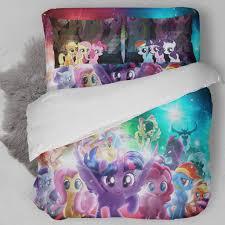 My Little Pony Duvet Cover My Little Pony Comforter Set Ballkleiderat Decoration