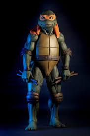 neca teenage mutant ninja turtles 1990 movie 1 4 scale action