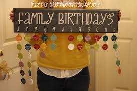 family birthday chart persephone magazine