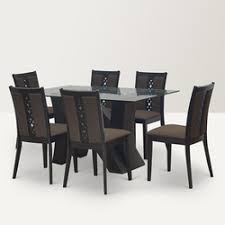Glass Dining Table For 6 Glass Dining Table In Jaipur Rajasthan Manufacturers Suppliers