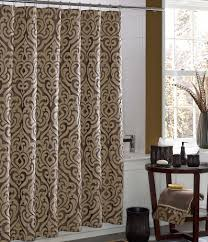 Blue Damask Shower Curtain Blue And Brown Damask Shower Curtain Shower Curtains Ideas