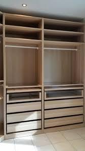 shallow closet solutions closet organize your clothes with adjustable pax closet