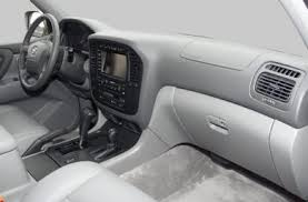 Toyota Land Cruiser Interior See 2003 Toyota Land Cruiser Color Options Carsdirect