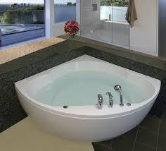 free standing bathtub corner acrylic double cleopatra