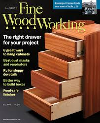 Good Woodworking Magazine Subscription by 201 U2013nov Dec 2008 Finewoodworking