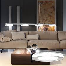 Wohnzimmertisch Leuchte Led 18 Watt Hängeleuchte Pendellampe Beleuchtung Lampe Leuchte