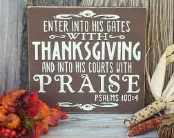 psalm 100 4 etsy