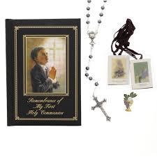1st communion gifts for boys communion gift set boys the catholic company