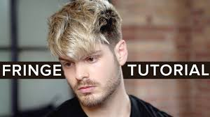 men u0027s summer hair tutorial easy tips to achieve texture youtube