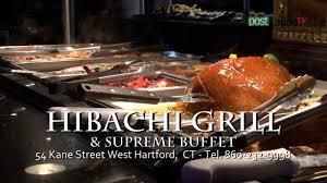 Hibachi Hibachi Grill U0026 Supreme Buffet West Hartford Ct Youtube