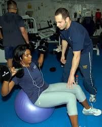 Pilates Ball Chair Size by File Weighted Sit Ups On An Exercise Ball Jpg Wikimedia Commons