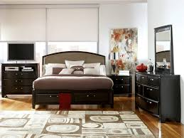 bedroom deluxe black lacquer wood ashley bedroom furniture for