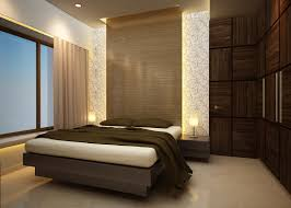 Accent Walls In Bedroom by Interior Elegant White Bedroom Residential Interior Feature