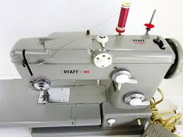 vintage pfaff 360 sewing machine from lkwhatthecatdraggedn on etsy