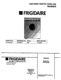 frigidaire fwt445ges1 washer timer stove clocks and appliance timers