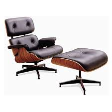 Black Leather Chairs Black Leather Chair And Ottoman Modern Chairs Design