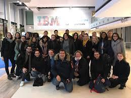 siege ibm le siège d ibm ouvre ses portes aux étudiants du ms
