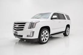 white cadillac escalade fort worth escalade vehicles for sale rm