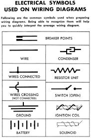 chrysler wiring symbols wiring diagrams