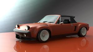 porsche 914 outlaw vwvortex com sharing some of my 3d model render work porsche centric