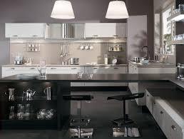 bar de cuisine moderne awesome plan de cuisine moderne 6 cuisine avec console bar