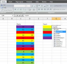 how to sum and count cells by background colour in excel u2013 mark u0027s