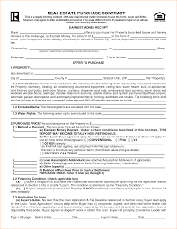property purchase agreement template vertical handwriting paper