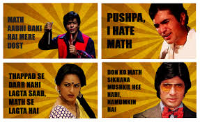 Indian Song Meme - mathinindia akshara foundation