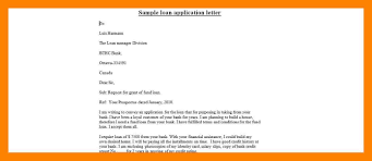 8 how to write a letter for loan request riobrazil blog